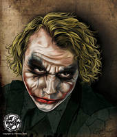 why so serious? by Vantasy