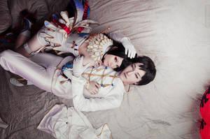 Adekan :: Shiro x Kojiro by pingtimeout