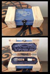 Sonic screwdriver Box by kamal-nuelex