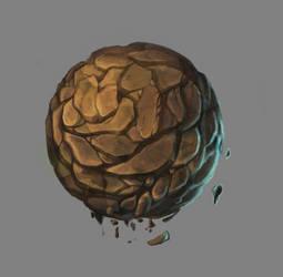 Stoneball by ikiyia