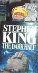 Dark Half: Stark Bookmark by Sunchildkate