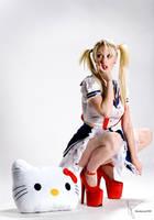 Sailor girl by jennipenny
