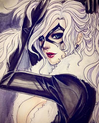 Black Cat by Morbid-Seraphim