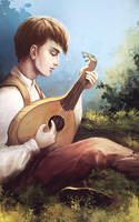 Commission: Crescendo by LenamoArt