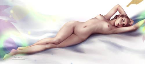 Commission: Mileana by LenamoArt