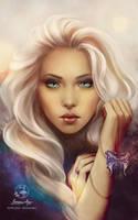 Commission: Josselyn by LenamoArt