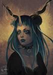 Lacrima by LenamoArt
