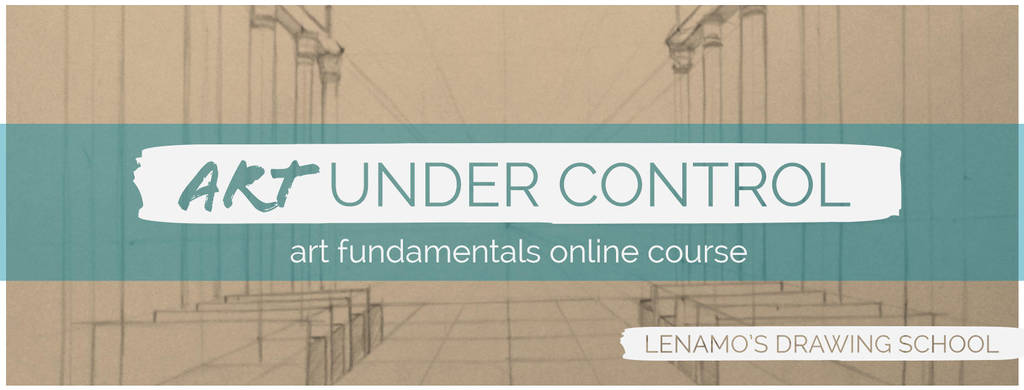 Under Control  course banner by LenamoArt