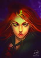Felina by LenamoArt