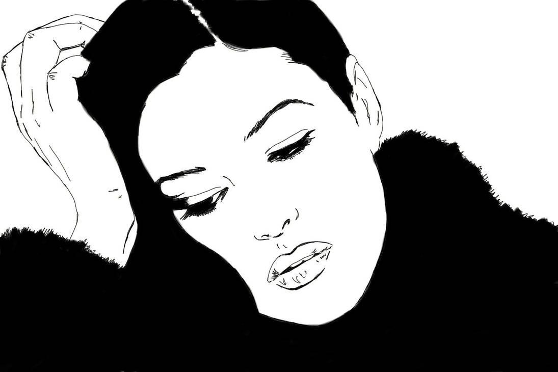 Monica Bellucci - yes again by Filomena