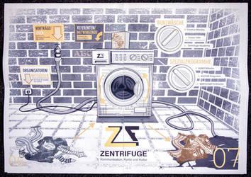 Washing Machine Infographic by kiedan