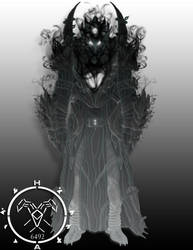 Taken Iron Lord Ra Warlock by Hellmaster6492