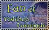 Fan of Yoshihiro Takahashi by Vaki02