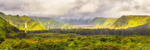 Waking Wailua by AndrewShoemaker