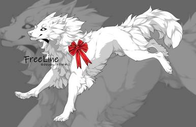 F2U - Free Wolf Line by Shinzessu
