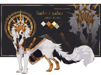 - [Radiant justice] Adopt AUCTION CLOSED by Shinzessu