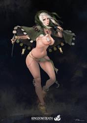 KD-Sunstalker Dancer by lokmanlam