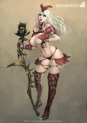 Satan - magician by lokmanlam