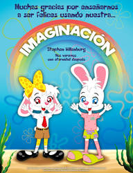 Hans and Greta's Tribute to Stephen Hillenburg by bunnyfriend