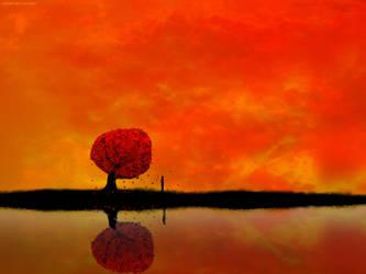autumn-reflections by daewoniii