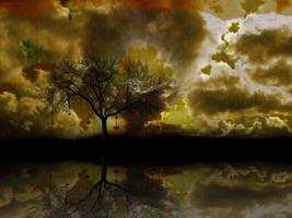 sydanpuu - heart-tree by daewoniii