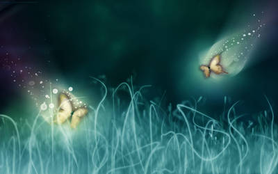 Waterflies - Dark by daewoniii