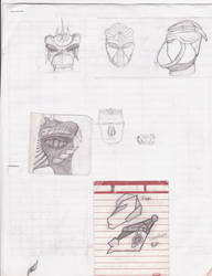 random sketch 8 by SilvenWolf