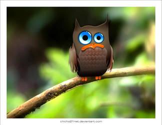 Owl by chicho21net