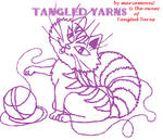 Tangle Yarns by mariamoon2