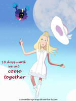 ~Only 18 days more~ by ComanderSprings
