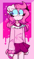 tsundere girl~ by greenwolfy-tea
