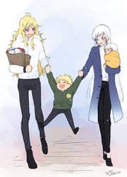 family by Freedom-chou