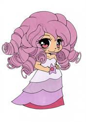 Rose Quartz - Steven Universe Colored by Maiko-Girl