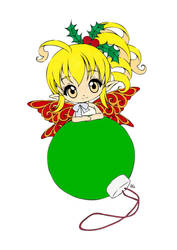 Fairy Bauble Colored by Maiko-Girl