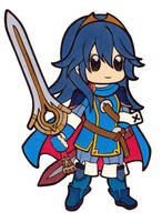 Fire Emblem Chibi - Lucina Colored by Maiko-Girl
