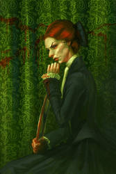 The Widow by minix