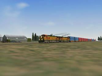 Train Sim A by Targo-Gryphon