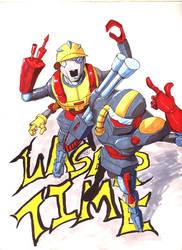 Laser Time Boyzz by gts