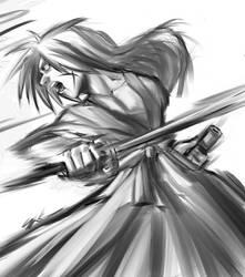 Kenshin by gts