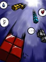 Tetris EX by gts