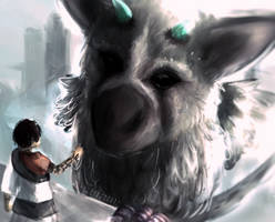 The Last Guardian by AstonAether