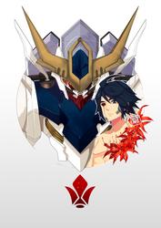Gundam Iron Blooded Orphans: Keep Moving Forward by littlewinterheart