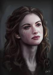 Sadness by LuisaPreissler