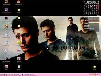 - Desktop September 2009 - by vanidence
