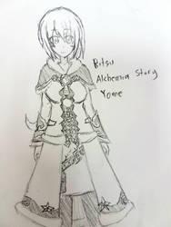 Miki's Partner: Ritsu by ClockworkHeartz