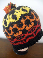 Mario Power Up Hat by holls