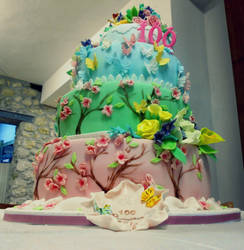 the 100th spring (cento primavere) by rosecake
