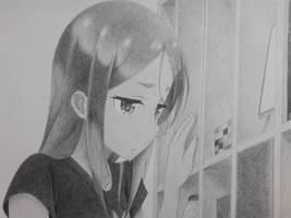 Umiko Ahagon by LightningThundra