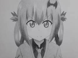Satanichia McDowell Kurumizawa by LightningThundra