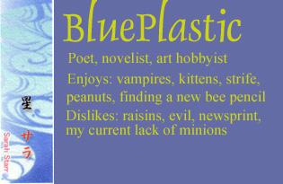 blueplastic's Profile Picture